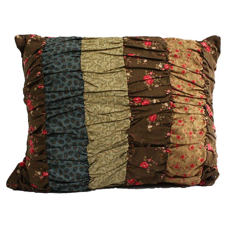 Selina Pieced Throw Pillow