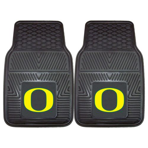 FANMATS 2-pk. Oregon Ducks Car Floor Mats
