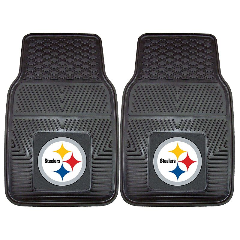 Fanmats pittsburgh steelers utility mat dealtrend for Floor 2 pittsburgh