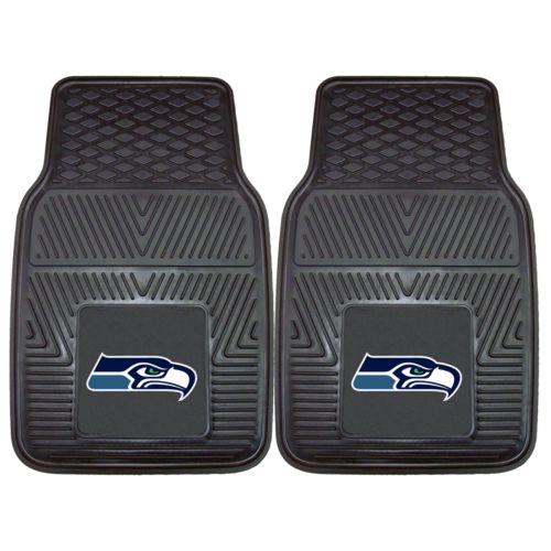 FANMATS 2-pk. Seattle Seahawks Car Floor Mats