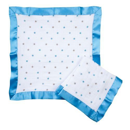 aden + anais 2-pk. Star Security Blankets