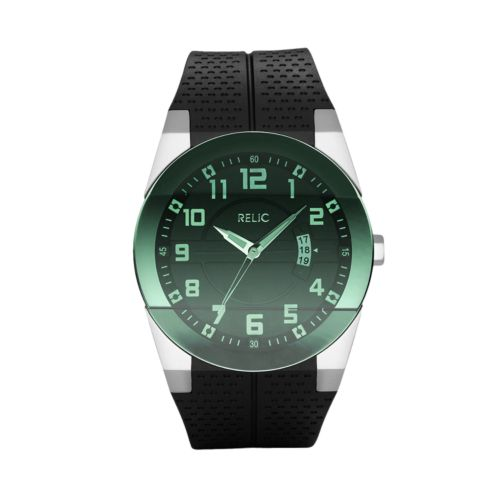 Relic Jake Stainless Steel Watch - Men