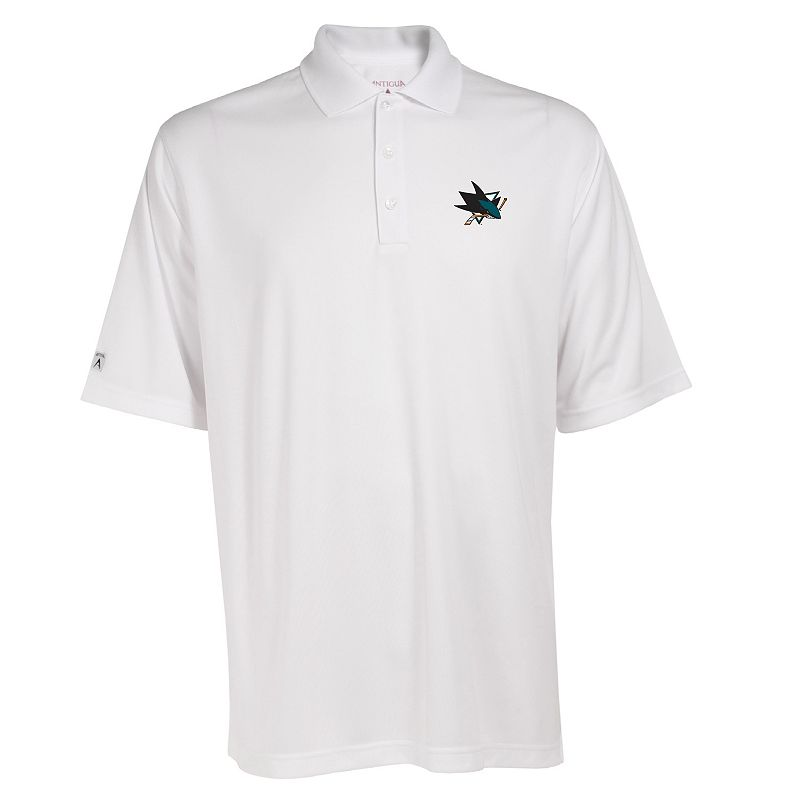 Men's San Jose Sharks Exceed Performance Polo