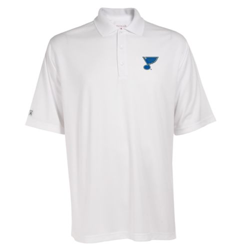 St. Louis Blues Exceed Performance Polo - Men