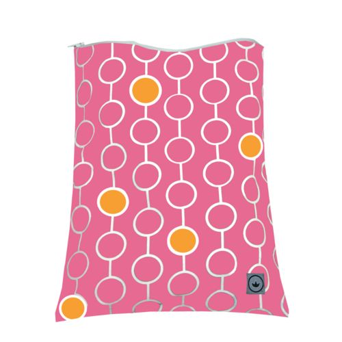 Little Luxe Link Zippered Wet Bag