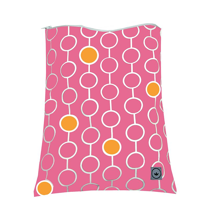Little Luxe Link Zippered Wet Bag