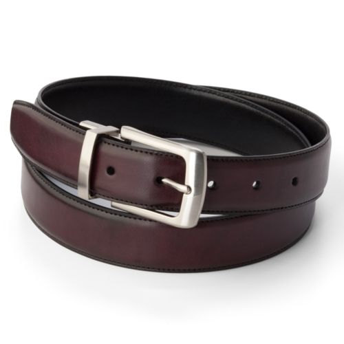 Croft & Barrow® Reversible Belt