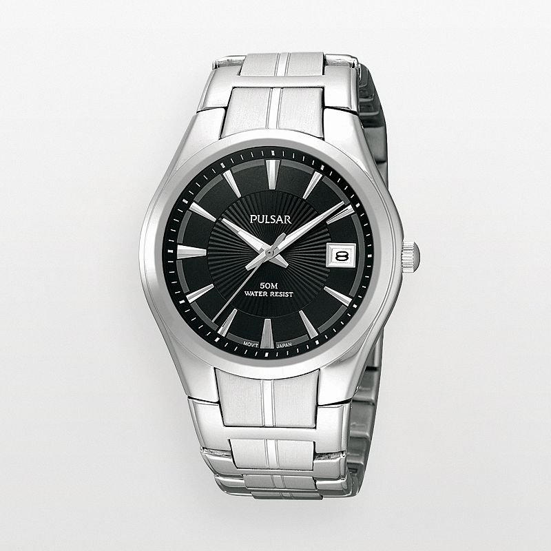 Pulsar Men's Stainless Steel Watch - PXH913