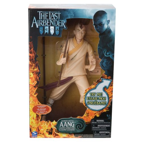 The Last Airbender Ultimate Battle Aang 2 Figure