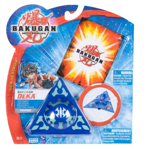 Bakugan Deka Battle Brawlers Pyramid Tripod