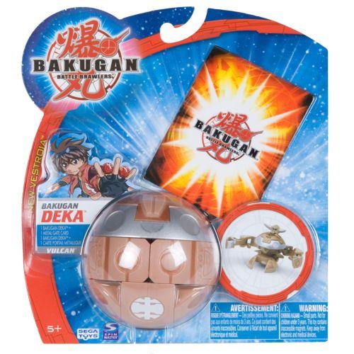 Bakugan Deka Battle Brawlers Vulcan