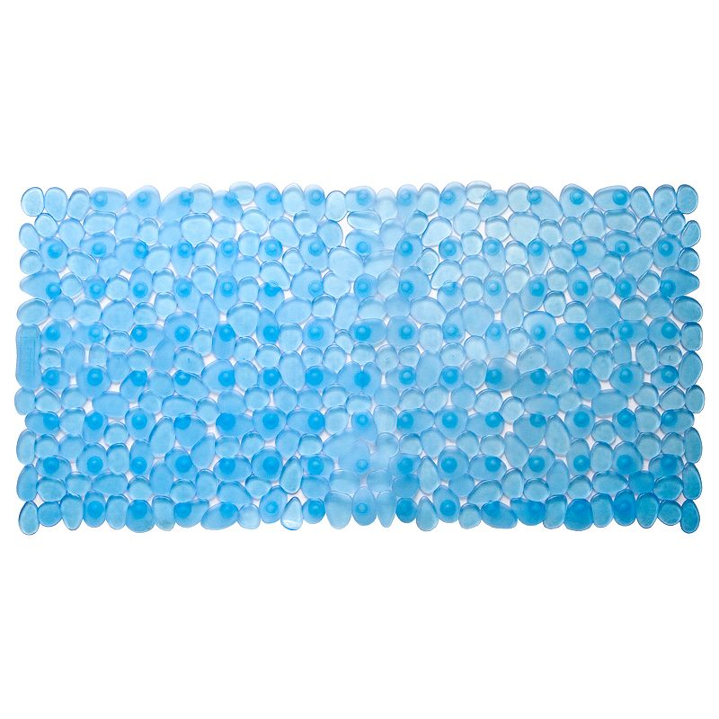Splash Home Puddles Vinyl Tub Mat