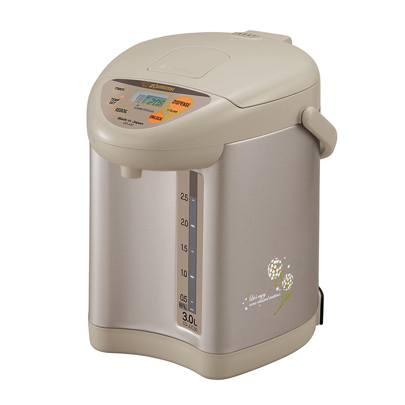 Zojirushi Champagne Gold 101-oz. Micom Water Boiler and Warmer