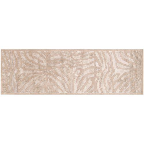 Surya Modern Classics Abstract Geometric Rug Runner - 30'' x 96''
