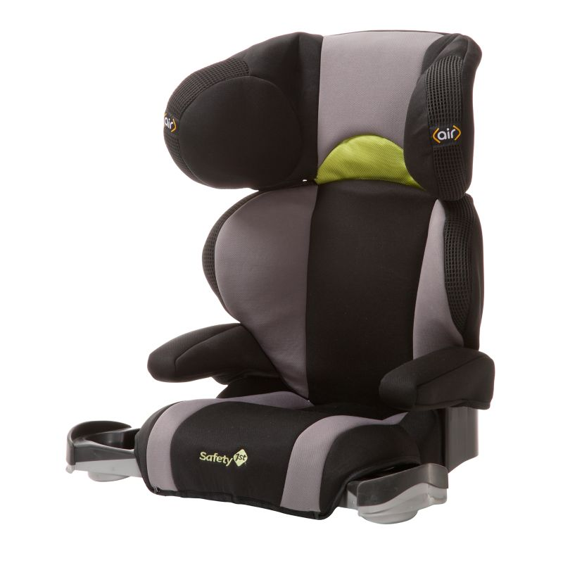 Safety 1st Boost Air Protect Booster Car Seat, Black