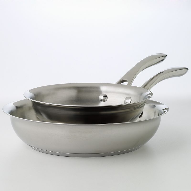 Food Network Stainless Steel Skillet