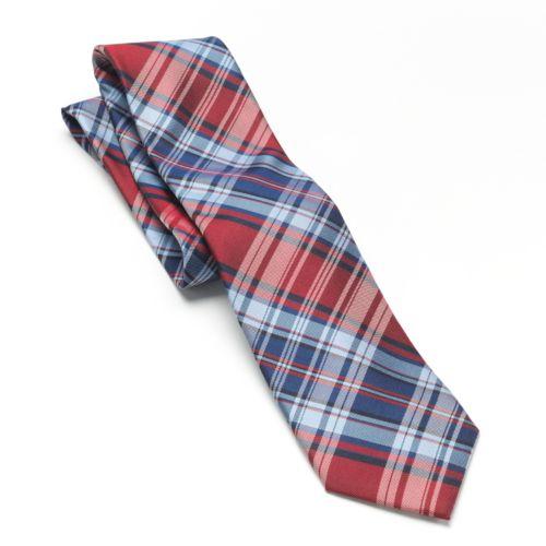 Chaps Plaid Tie