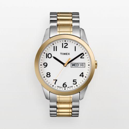 Timex Two Tone Watch - Men