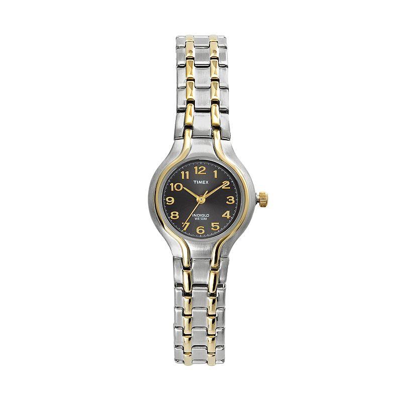 Timex Women's Two Tone Watch - T2K9519J
