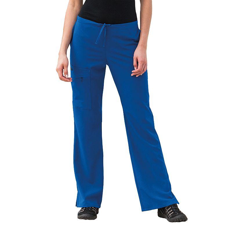 Petite Jockey Scrubs Cargo Pants
