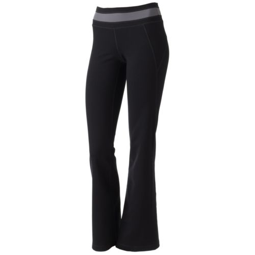 Tek Gear® Colorblock Shapewear Yoga Pants - Women's
