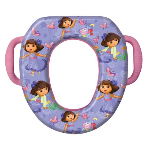Dora the Explorer Saddle Potty