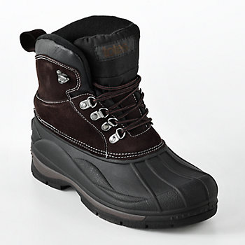 Totes Glacier Winter Boots - Men