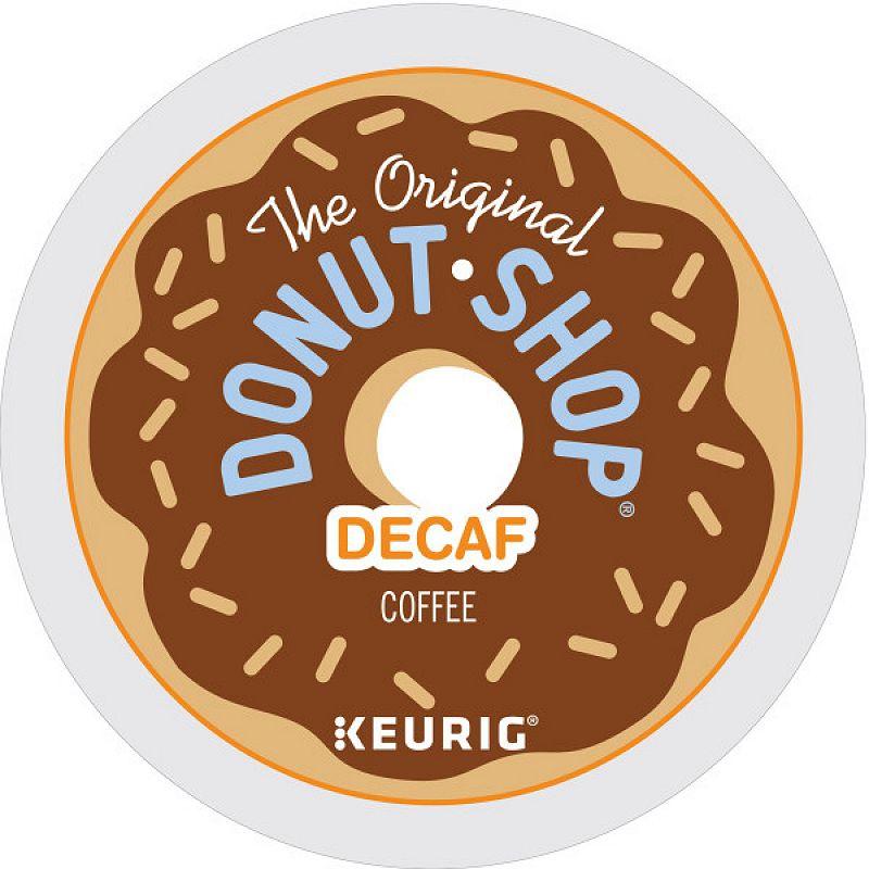 Keurig® K-Cup® Pod Coffee People Original Donut Shop Decaf Coffee - 18-pk.