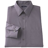 Men's Croft & Barrow® Classic-Fit Easy Care Point-Collar Dress Shirt