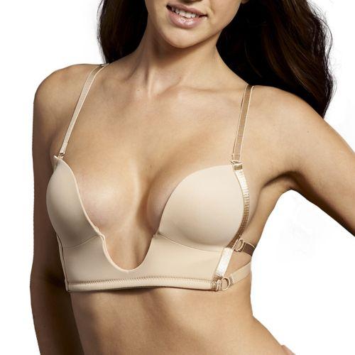 Maidenform Bra: Sexy Convertible Plunge Bra K2303 - Women's