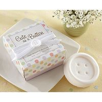 Kate Aspen Cute As A Button Scented Button Soap