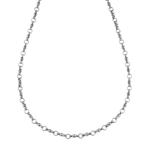 AXL by Triton Stainless Steel Chain Necklace - Men