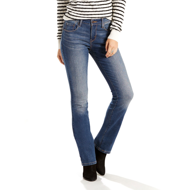 Womens Levis 515 Bootcut Jeans