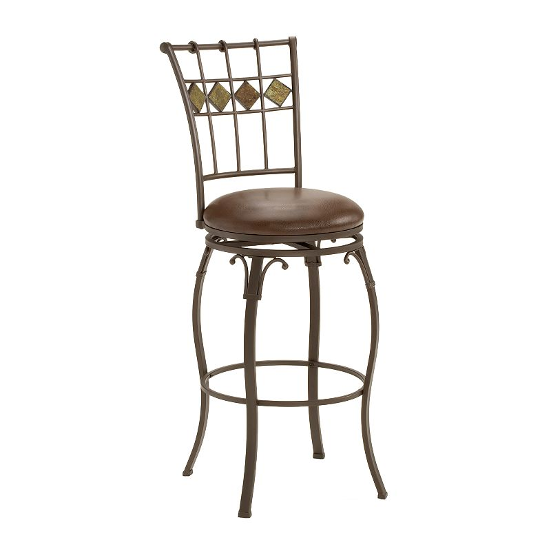 Lakeview Swivel Bar Stool