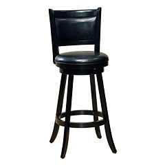 Dennery Swivel Counter Stool by
