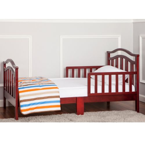 Dream On Me Elora Wood Toddler Bed