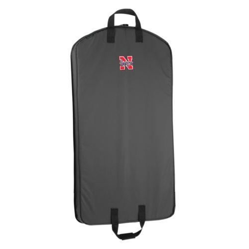 WallyBags Nebraska Cornhuskers Luggage, 40-in. Suit Garment Bag