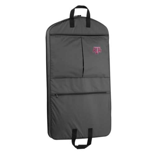 WallyBags Texas AandM Aggies 40-in. Suit Garment Bag