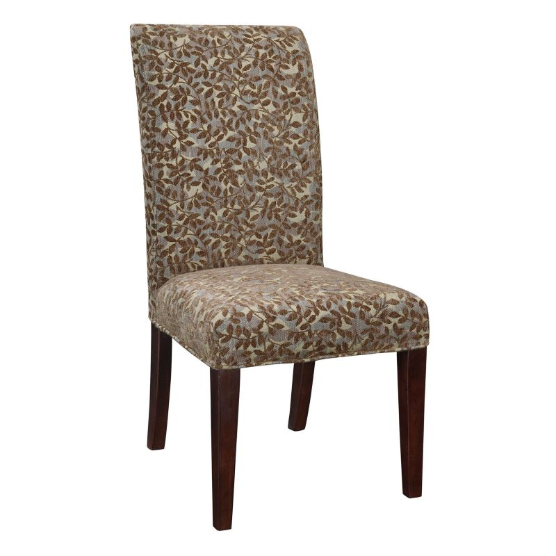 Sure Fit Duck Solid  Shorty Dining Room Chair Slipcover