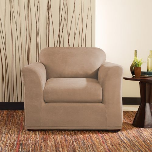 Homestyles by Sure Fit Stretch Chair Slipcover