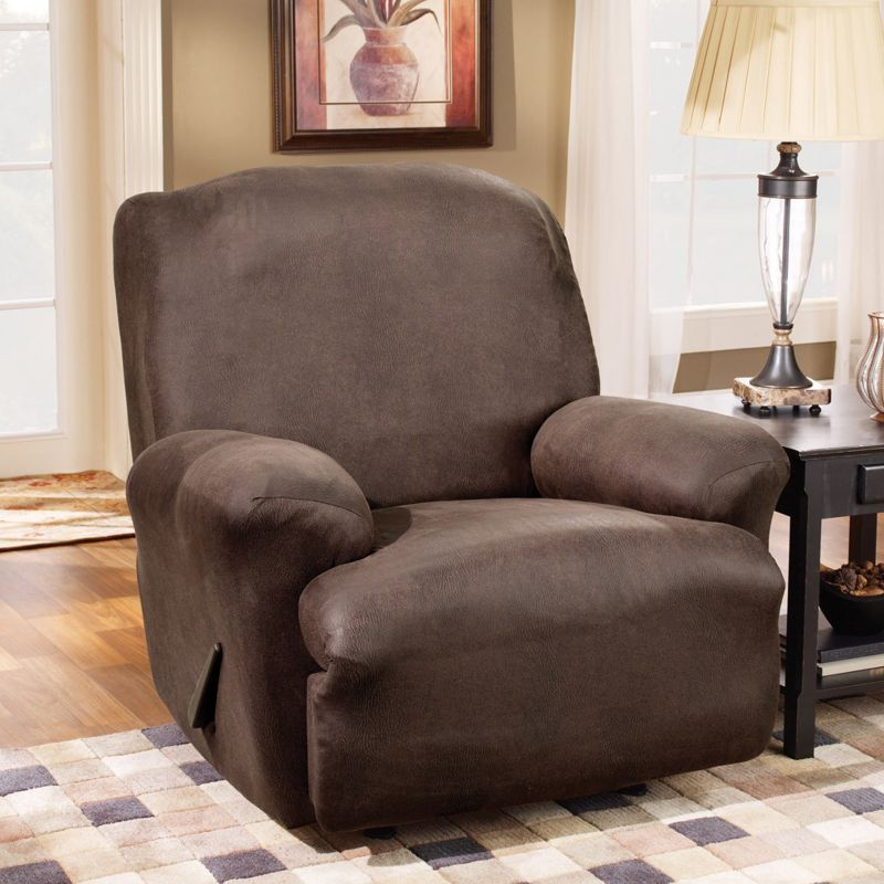 Homestyles By Sure Fit Stretch Recliner Slipcover Dealtrend