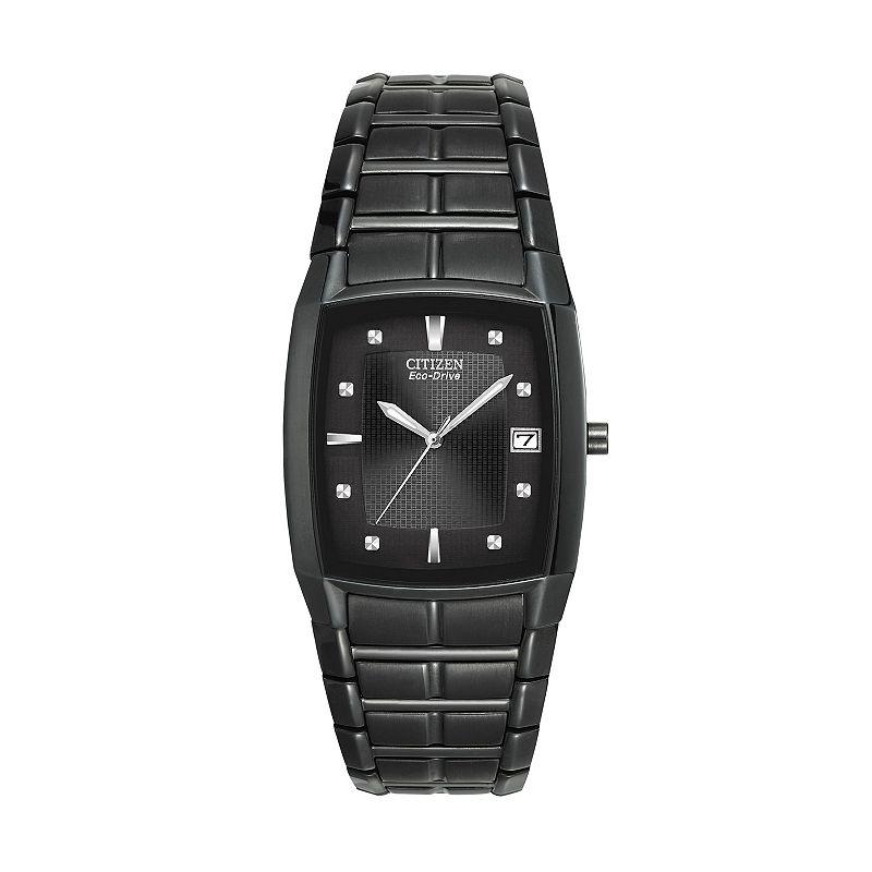 Citizen Eco-Drive Men's Stainless Steel Watch - BM6555-54E