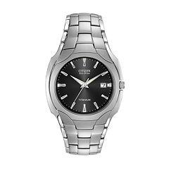 Citizen Eco-Drive Men's Titanium Watch BM6560-54