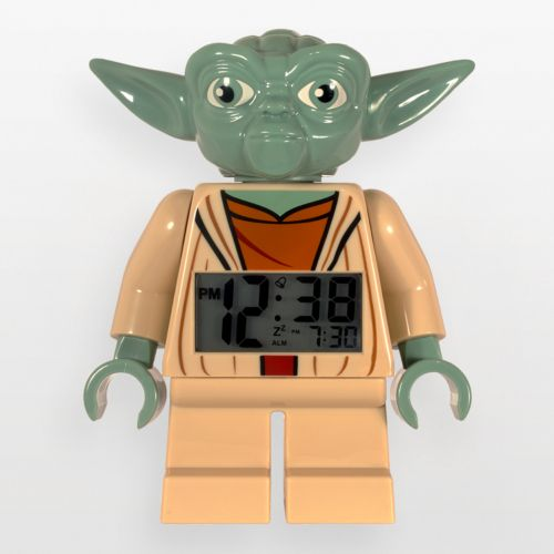 LEGO Star Wars The Clone Wars Yoda Alarm Clock - Kids