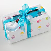 Baby Blooms Cupcake Pajama Gift Set