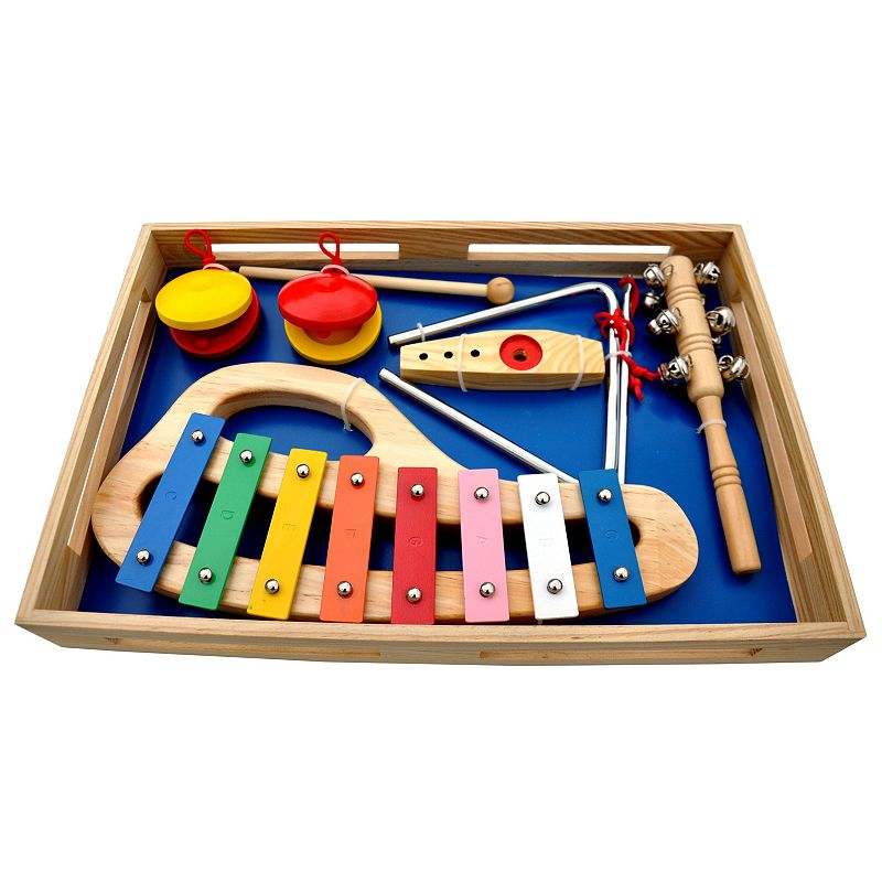 Schoenhut Band in a Box One Set