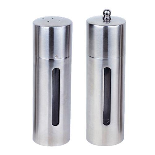 BergHOFF Salt Shaker and Pepper Mill Set