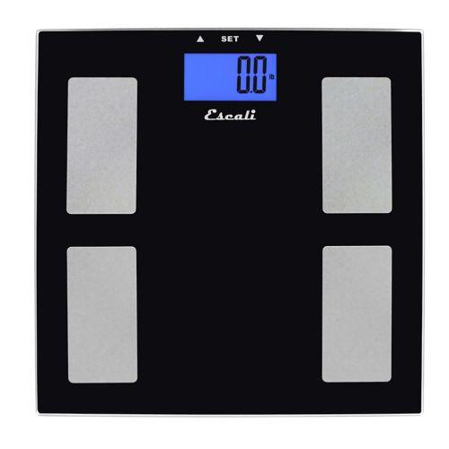 Escali Health Monitor Digital Bathroom Scale