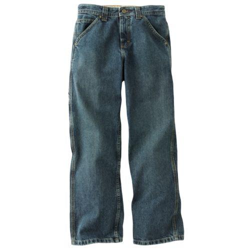 Lee Dungarees Carpenter Jeans