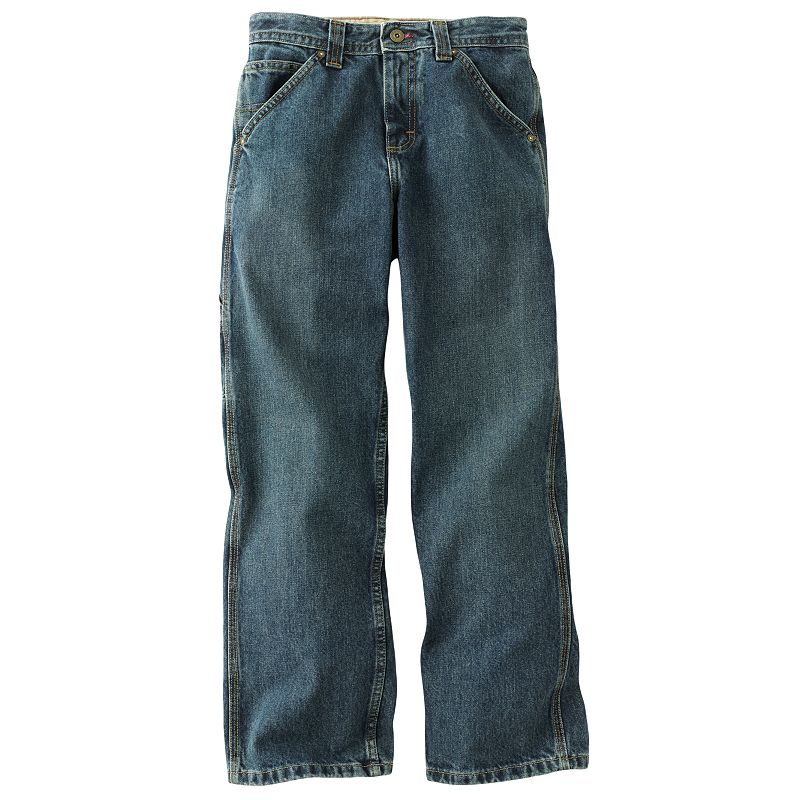 Boys 8-20 Lee Dungarees Carpenter Jeans